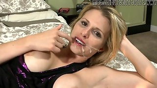 Beautiful Mom Blond Hair Cory Chase Porn Video