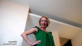 Point of view Upskirt joy at the Hotel With Brittany Lynn in Fullback underpants