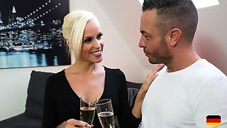 Sophie Logan & Andy Star in Hot Date with Horny MILF &  Scene #01 - AdultTime