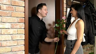 Student Nikki Nutz finds out how to date an older woman